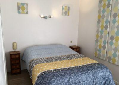 hotel valence saint-péray chambre